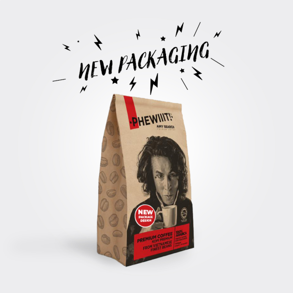 PREMIUM COFFEE  - TWIN PACK - AMY SEARCH GENERAL PRODUCTS CO