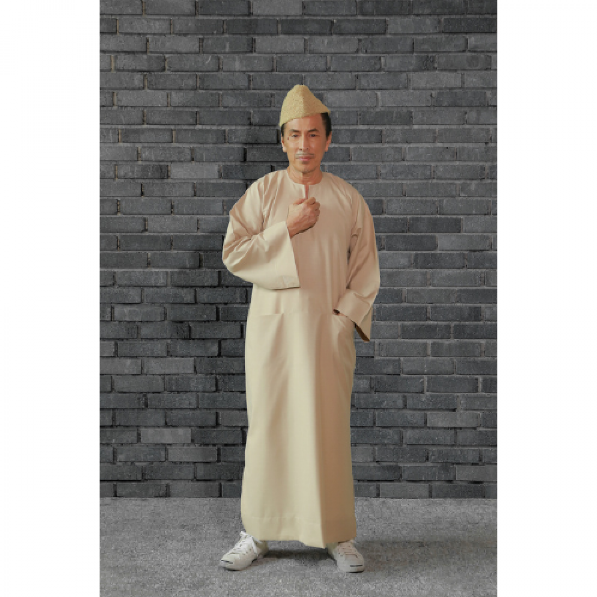 JUBAH ABDEL - BEIGE - AMY SEARCH GENERAL PRODUCTS CO