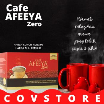 Cafe Afeeya Zero