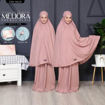 TELEKUNG MELIORA Pocket Plain - Dusty Pink