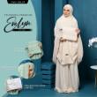 Telekung Premium EVELYN - Nude - ZARA AWLIYA