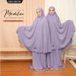 Telekung Madeline - Dusty Purple - ZARA AWLIYA