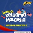Kombo Keluarga Malaysia (Set B) - Acumi Kerepek