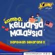 Kombo Keluarga Malaysia (Set A) - Acumi Kerepek