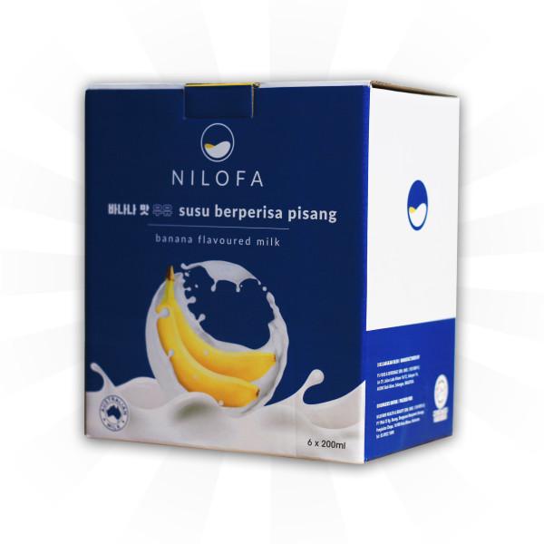 NILOFA ( BANANA )-BOX - Acumi Kerepek