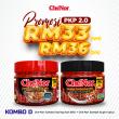 [PROMOSI PKP 2.0] KOMBO D - Sambal Garing Che'Nor Official