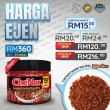 [PAKEJ EJEN] Che'Nor Sambal Super Spicy - Sambal Garing Che'Nor Official