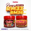 [PROMOSI PKP 2.0] KOMBO C - Sambal Garing Che'Nor Official