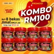 KOMBO KM 2 - Sambal Garing Che'Nor Official