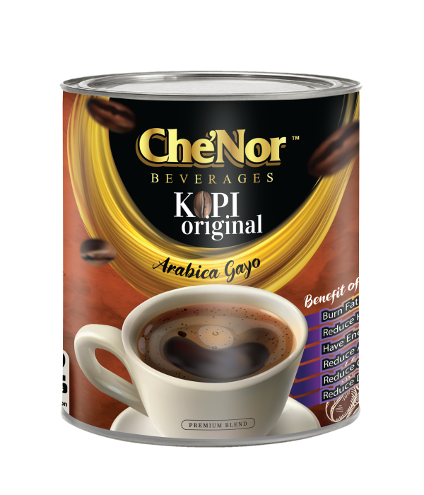 Kopi Original - 100% Arabica - Sambal Garing Che'Nor Official