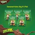 AGEN SAWANAH KOKO 2KG ( 5 PEK ) - Sawanah HQ