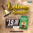 LELONG SALES (10/10) KOKO 1KG RM19(FREEPOS) - Sawanah HQ