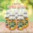 Pembeli Softgel  Habbah+Zaitun (5 Botol) - Sawanah HQ