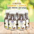 Pembeli Kapsul Habbah+Zaitun (5 Botol) - Sawanah HQ