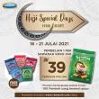 PROMO HAJI SPECIAL DAYS - Sawanah HQ