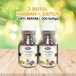 Pembeli Kapsul  Habbah+Zaitun (2 Botol) - Sawanah HQ
