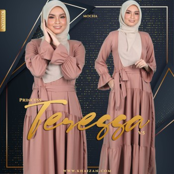 PRINCESS TERESSA V5 - MOCHA