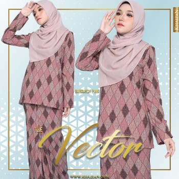 THE VECTOR - BURGUNDY PINK