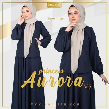 PRINCESS AURORA V5 - NAVY BLUE