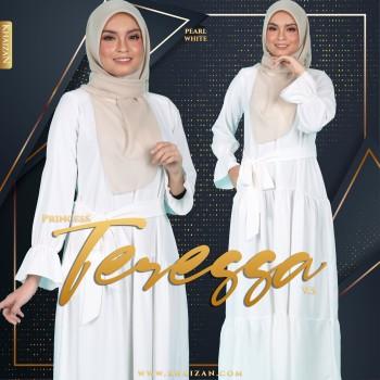 PRINCESS TERESSA V5 - PEARL WHITE