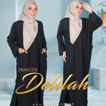 PRINCESS DELILAH V3 - BLACK