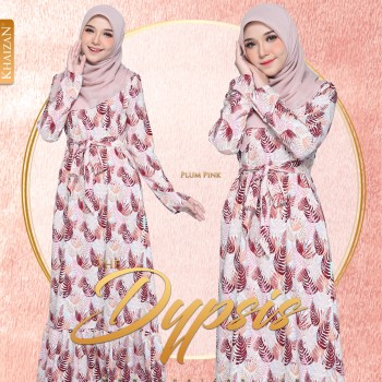 THE DYPSIS - PLUM PINK