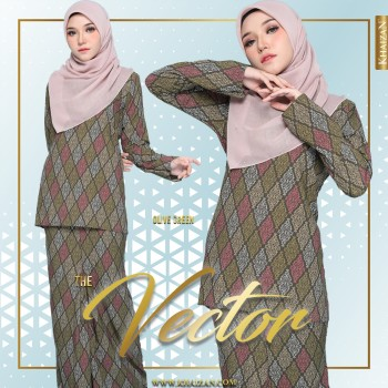 THE VECTOR - OLIVE GREEN