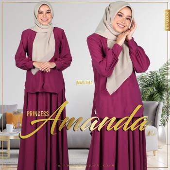 PRINCESS AMANDA V2 - MAGENTA