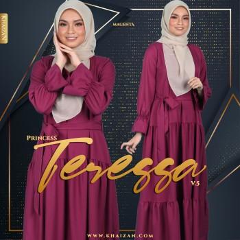 PRINCESS TERESSA V5 - MAGENTA