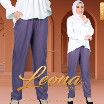 LEONA PANTS V2 - LAVENDER