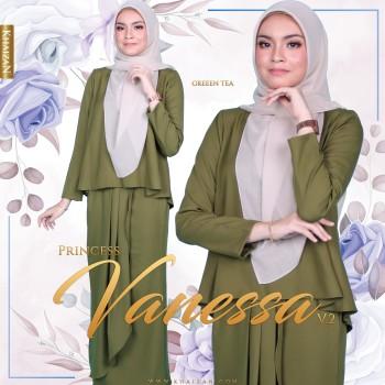 MISS VANESSA V2 - GREEN TEA