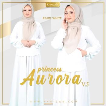 PRINCESS AURORA V5 - PEARL WHITE