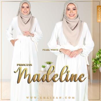 PRINCESS MADELINE - PEARL WHITE