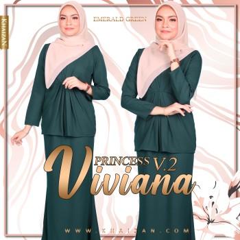 MISS VIVIANA V2 - EMERALD GREEN