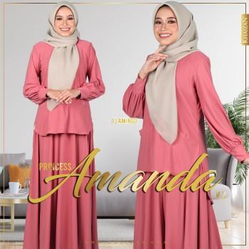 PRINCESS AMANDA V2 - FLAMINGO