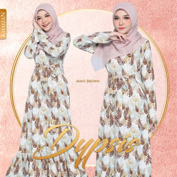 THE DYPSIS - MINT BROWN