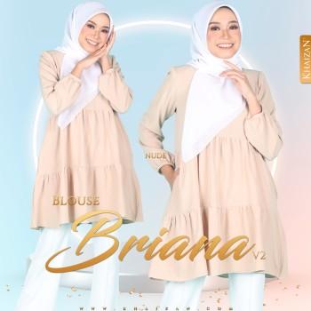 BLOUSE BRIANA V2 - NUDE