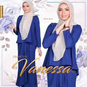 MISS VANESSA V2 - ROYAL BLUE