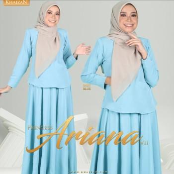 PRINCESS ARIANA V11 - BABY BLUE