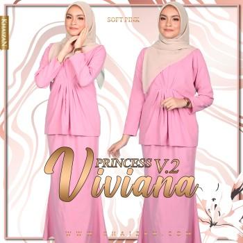 MISS VIVIANA V2 - SOFT PINK