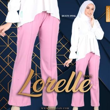 LORELLE PANTS - SOFT PINK