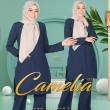 CAMELIA SUIT V4 - NAVY BLUE - KHAIZAN