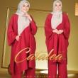 CATALEA SUIT V9 - MAROON - KHAIZAN