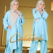 CATALEA SUIT V9 - BABY BLUE - KHAIZAN