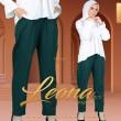 LEONA PANTS V2 - EMERALD GREEN - KHAIZAN