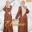 PRINCESS ELVEENA - COFFEE BROWN - KHAIZAN