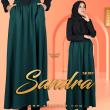 SANDRA SKIRT - EMERALD GREEN - KHAIZAN