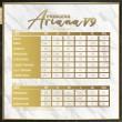 PRINCESS ARIANA V9 - BURGUNDY - KHAIZAN