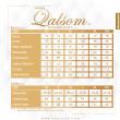 PRINCESS QALSOM V4 - BURN ORANGE - KHAIZAN