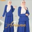 PRINCESS ARIANA V11 - ROYAL BLUE - KHAIZAN